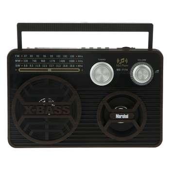 رادیو مارشال مدل ME-1114 | Marshal ME-1114 Radio