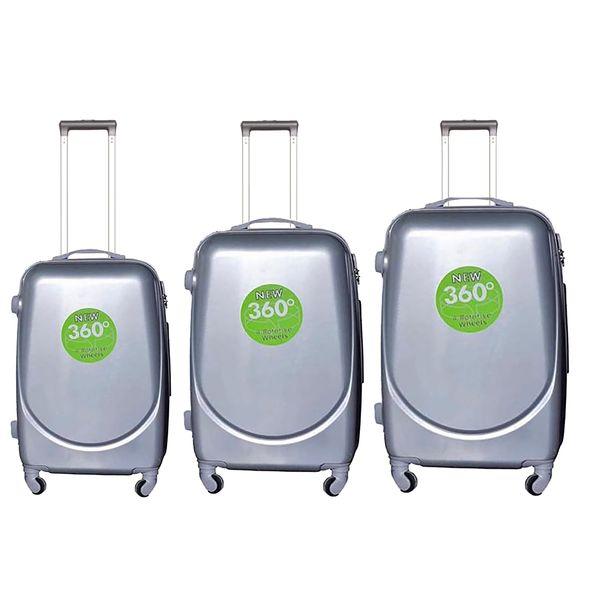 مجموعه سه عدی چمدان مدل 300