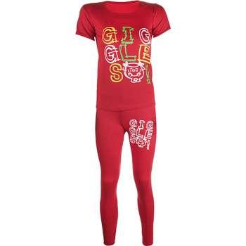 ست تی شرت و شلوار راحتی زنانه مدل Sh15 | Sh15 T-shirt And Pants Set For Women