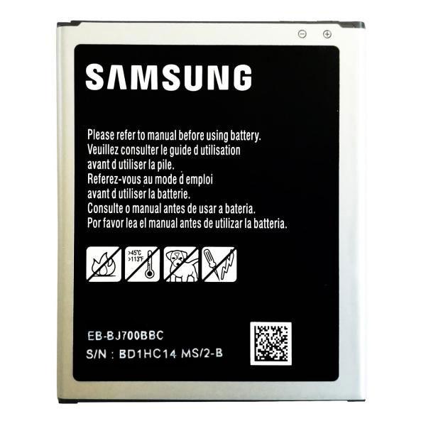 باتری موبایل مدل EB-BJ700CBE ظرفیت 3000 میلی آمپر ساعت مناسب برای گوشی موبایل سامسونگ Galaxy J7 2015