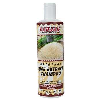 شامپو پرژک مدل Rice Extract مقدار 450 میلی لیتر