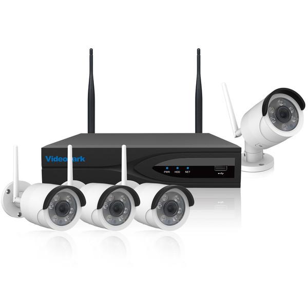 سیستم نظارتی بی سیم ویدئوپارک مدل VP-4004