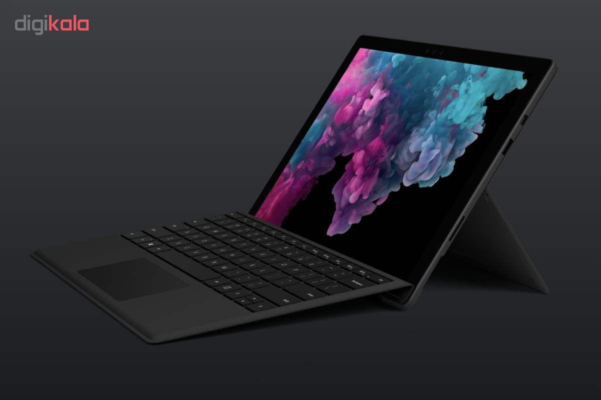 تبلت مایکروسافت مدل Surface Pro 6 - C به همراه کیبورد main 1 4