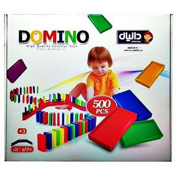 بازی فکری دومینو 500 قطعه