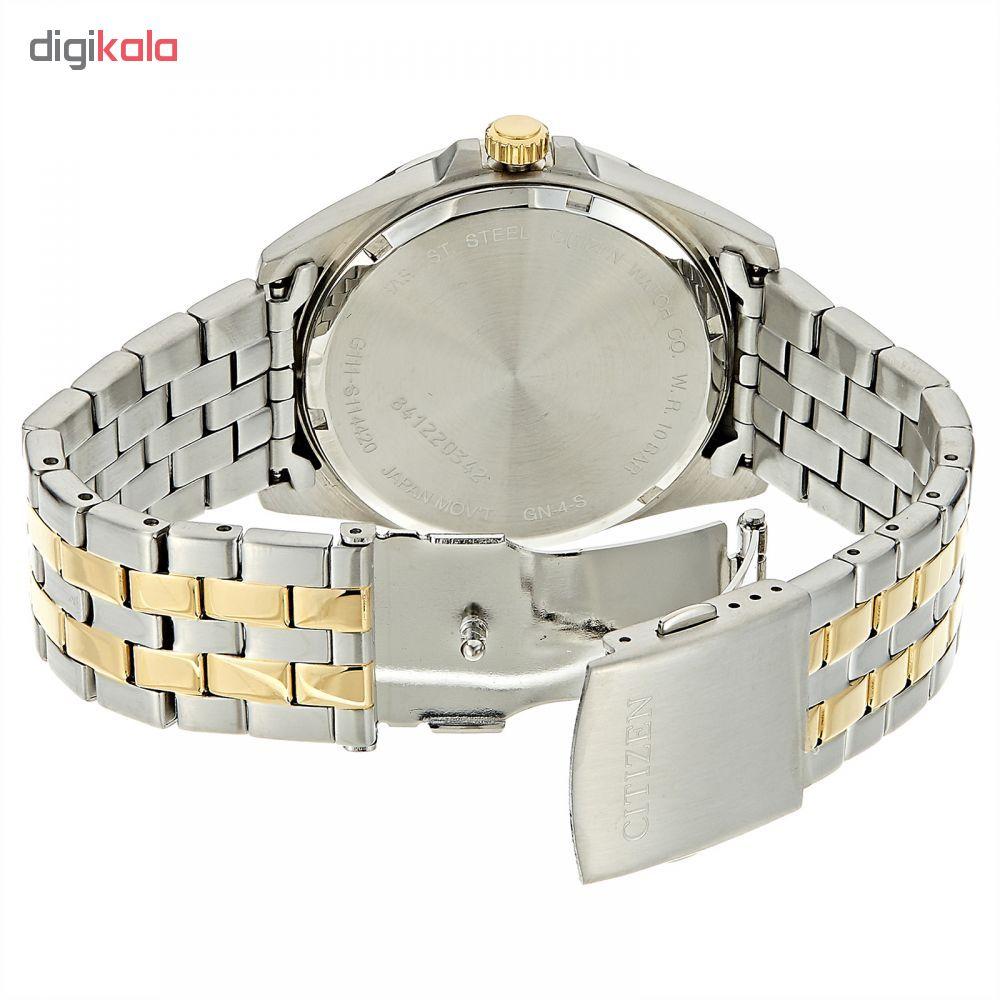 خرید ساعت مچی عقربه ای مردانه سیتی زن مدل BI5056-58A