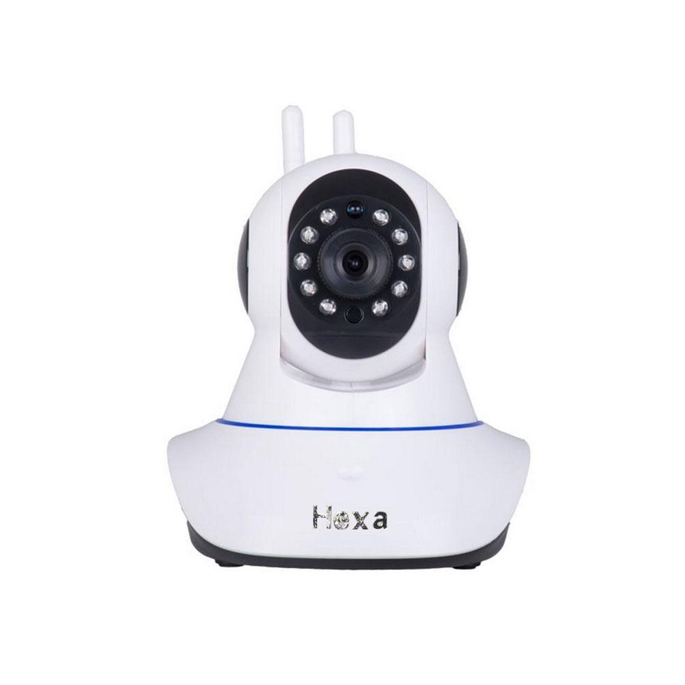 سيستم امنيتي حفاظتي دوربين مداربسته و دزدگير بيسيم هگزا مدل smarthome