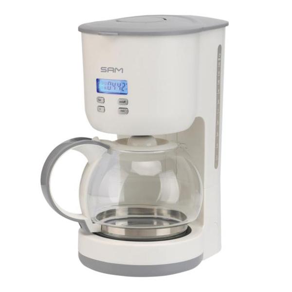 قیمت                      قهوه ساز سام مدل CM-715 W