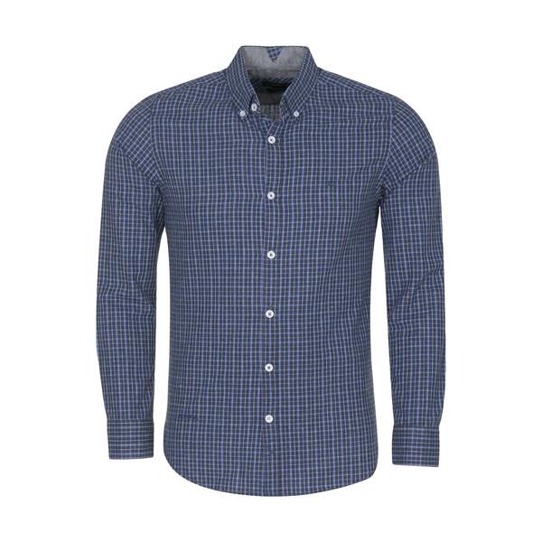 پیراهن آستین بلند مردانه ادورا مدل 1112128