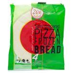 نان نیمه آماده منجمد پیتزا 206 مقدار 450 گرم thumb