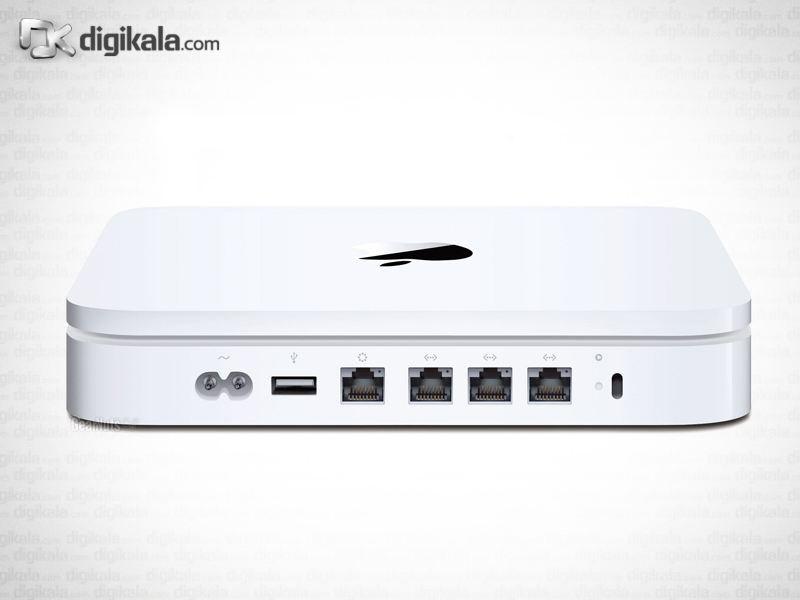 ذخیره ساز تحت شبکه اپل مدل تایم کپسول