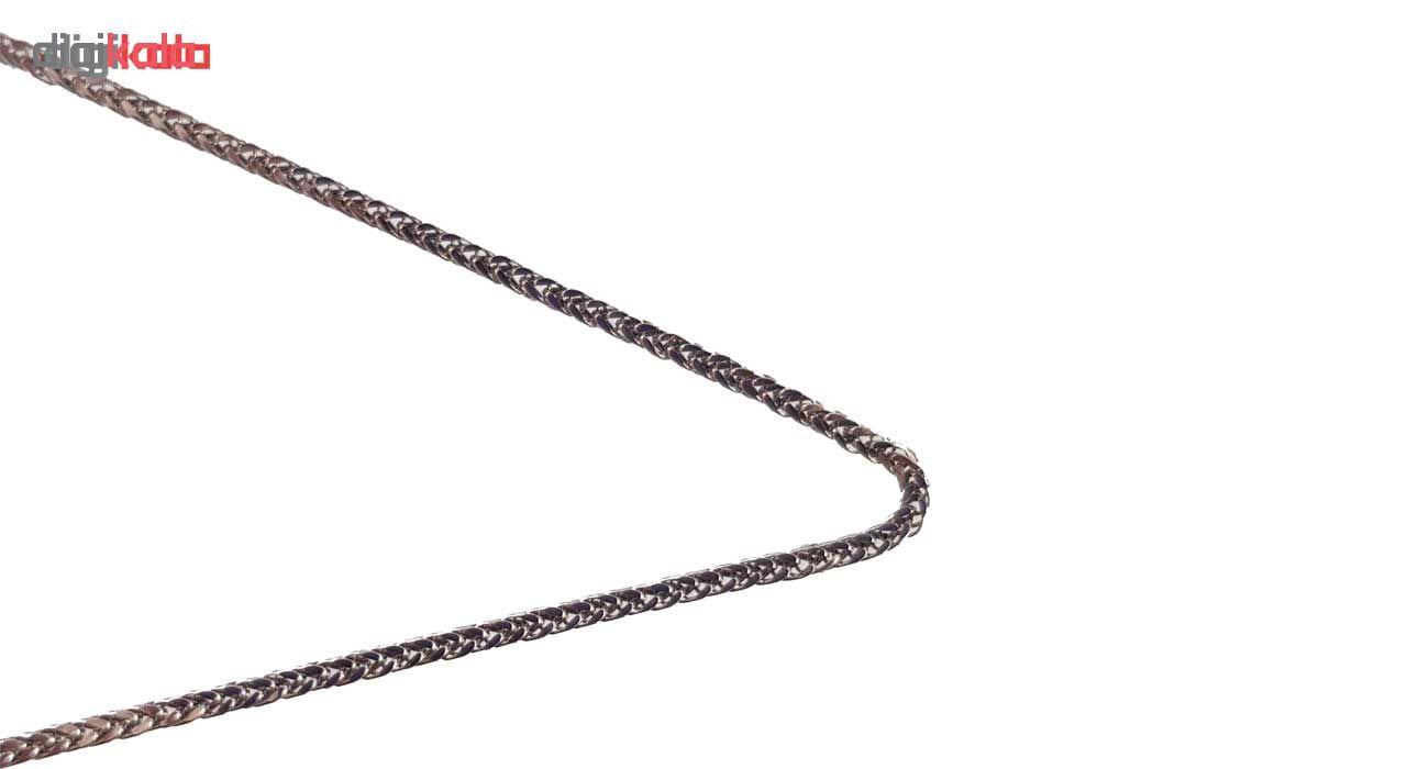 زنجیر طلا 18 عیار کانیار گالری مدل میرو 12