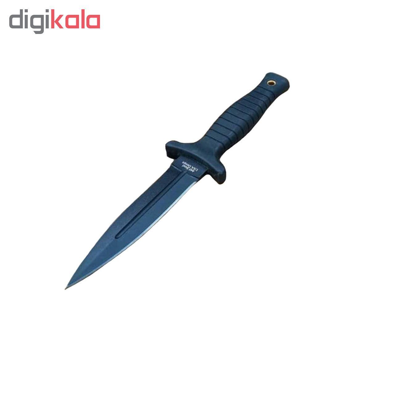 چاقوی سفری مدل 440 steel main 1 1
