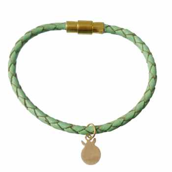 دستبند طلا 18 عیار کانیار گالری مدل DL22