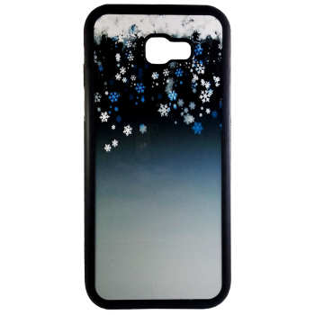 کاور کد 0559 طرح برف مناسب برای گوشی موبایل سامسونگ galaxy a7 2017