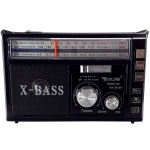 رادیو بلوتوثی گولون مدل RX-381BT thumb