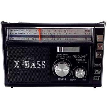 رادیو بلوتوثی گولون مدل RX-381BT