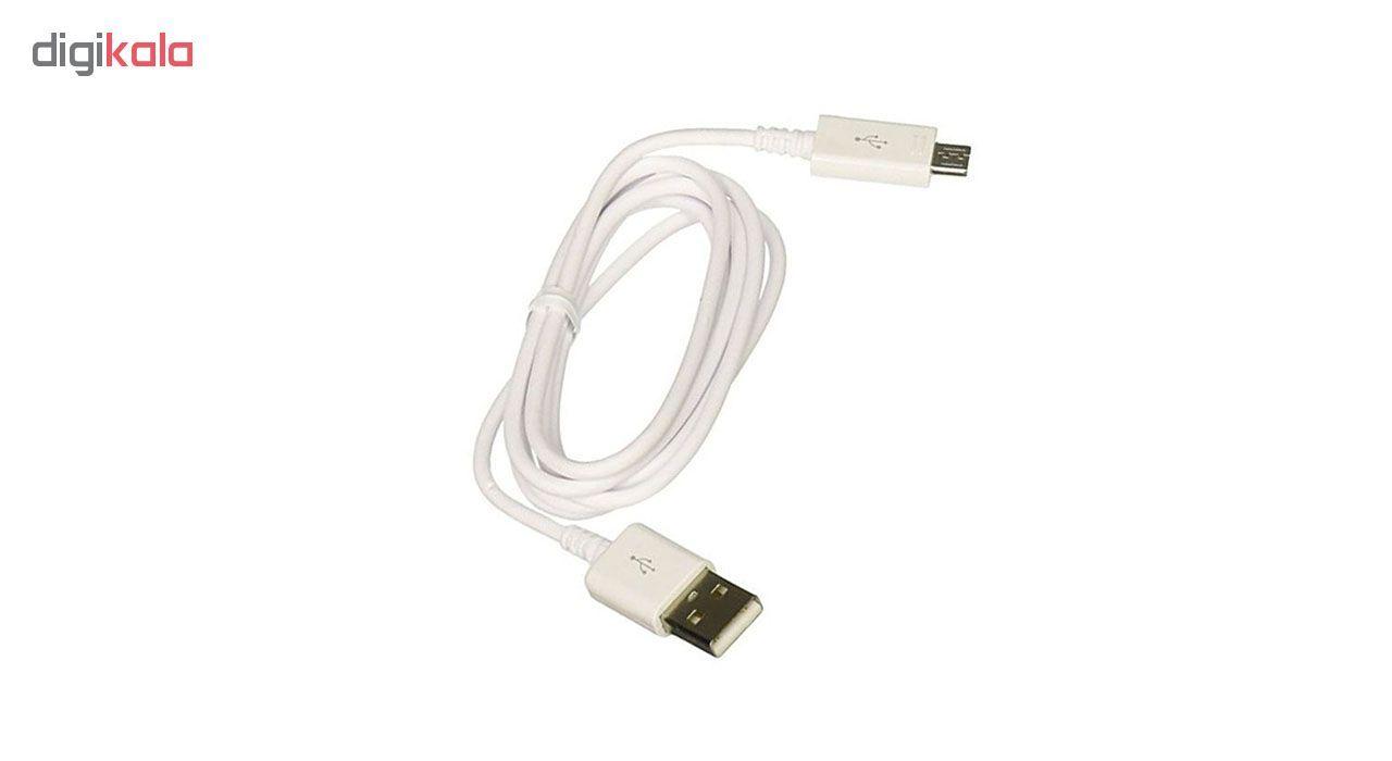 کابل تبدیل USB به microUSB  مدل A-PUS طول 0.85 متر main 1 1