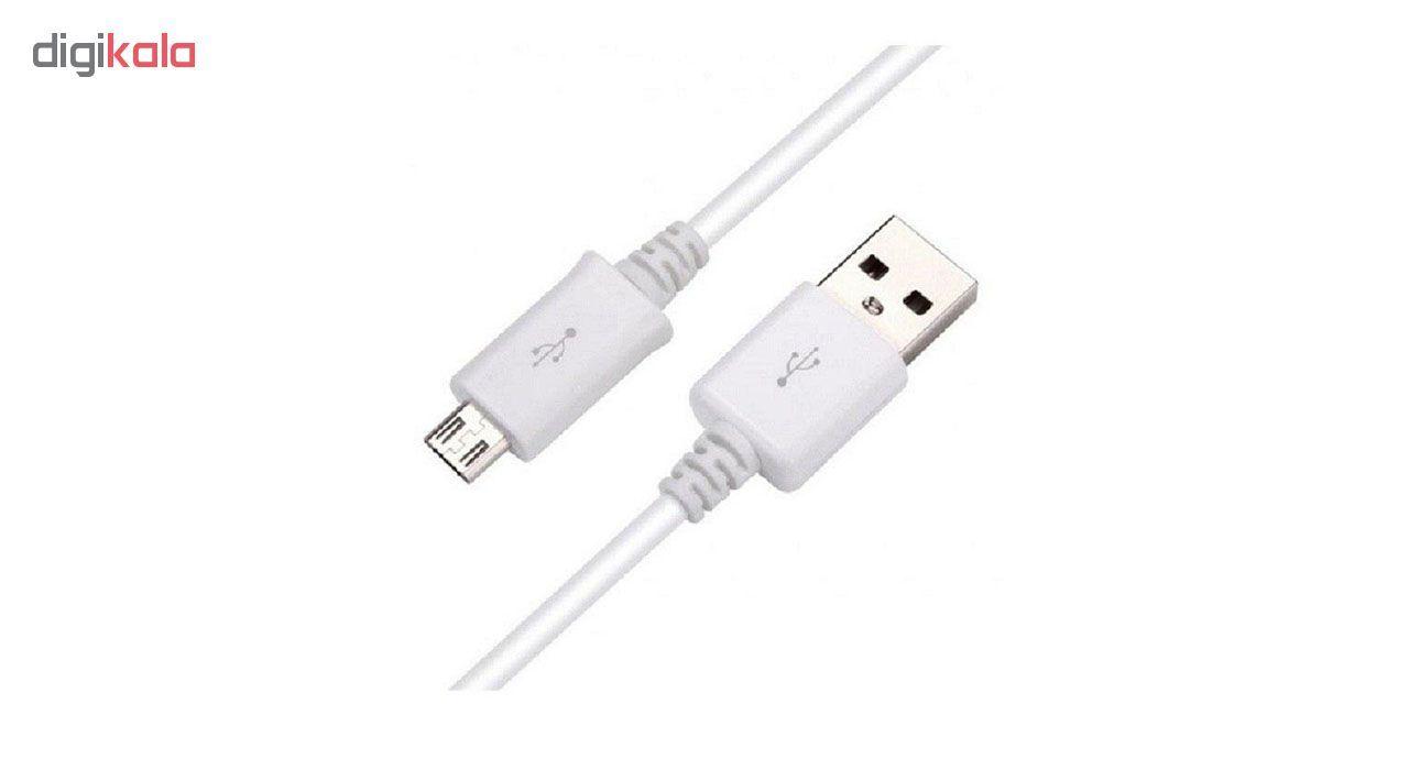 کابل تبدیل USB به microUSB  مدل A-PUS طول 0.85 متر main 1 3