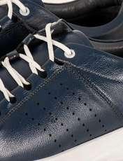کفش روزمره مردانه پارینه چرم مدل SHO176-11 -  - 3