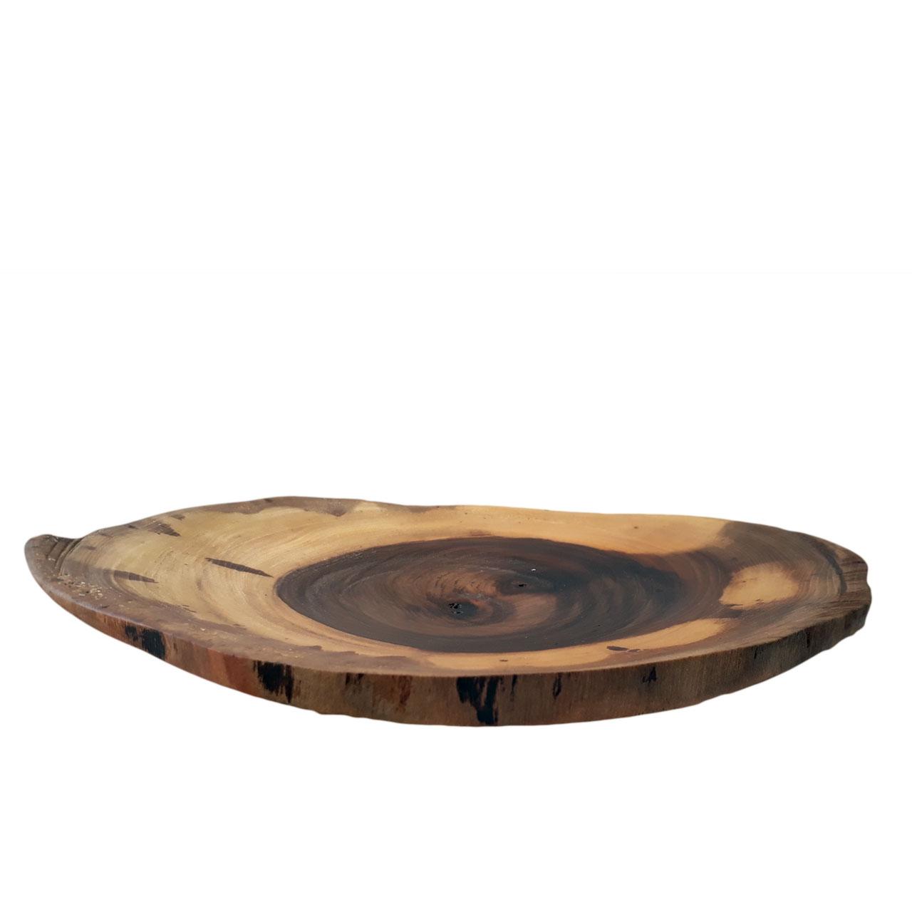 ظرف چوبی مدل روستیک کد 309