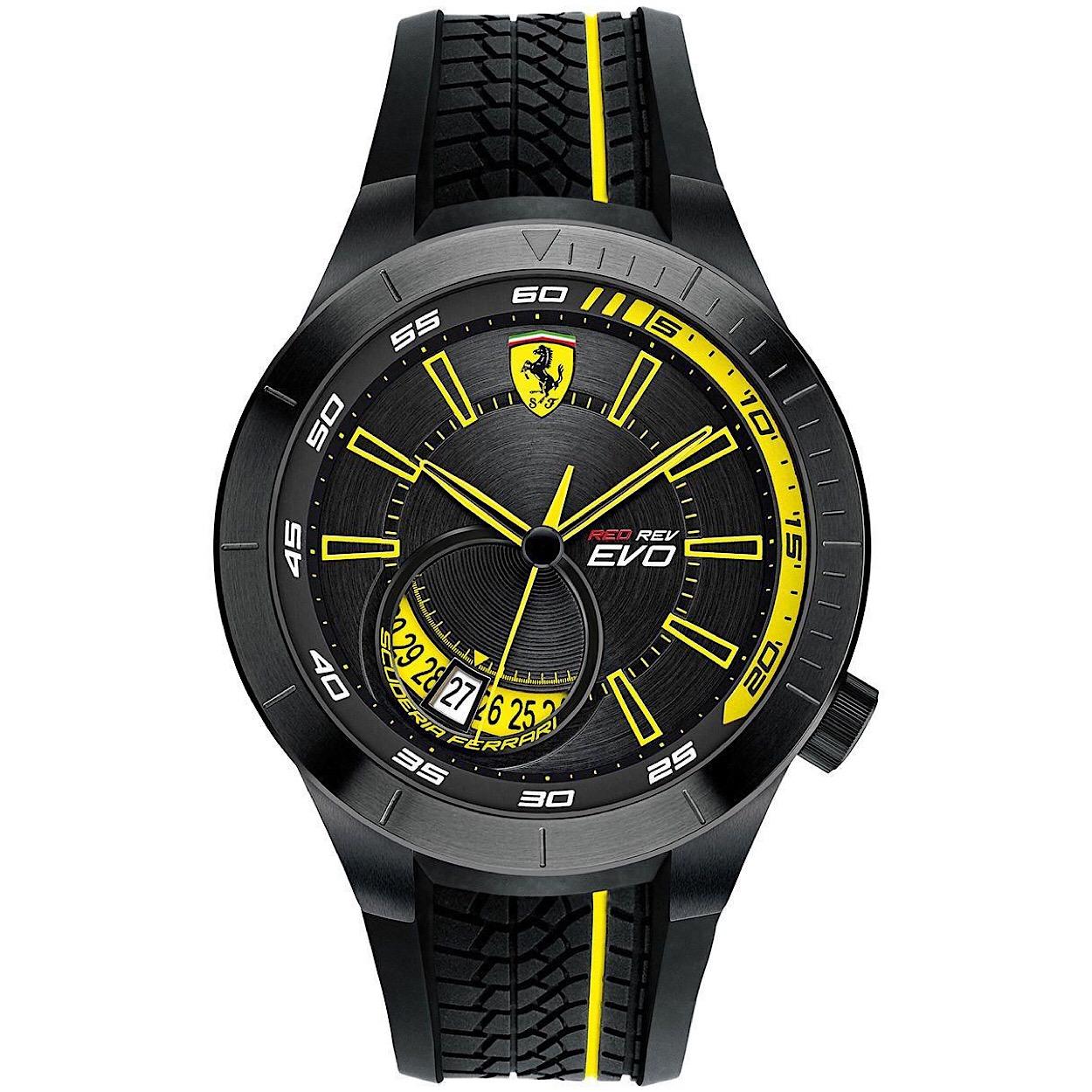 خرید ساعت مچي عقربه اي مردانه فراري مدل RedRev Evo 830340
