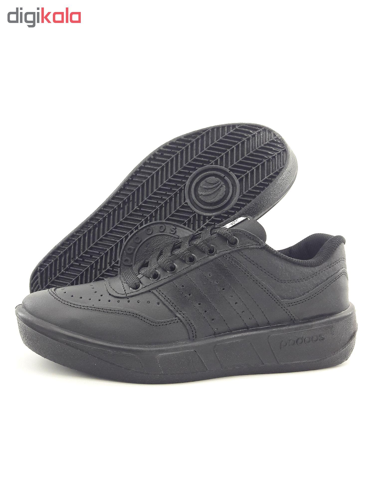 کفش راحتی مردانه پادوز مدل Parsa bl01