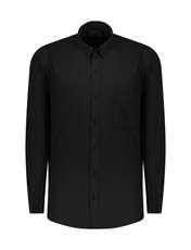 پیراهن مردانه پاتن جامه کد 98MR8691 رنگ مشکی  -  - 1