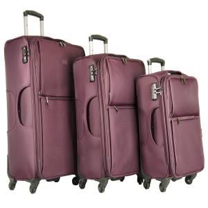 مجموعه سه عددی چمدان مدل 6868-PI-PU