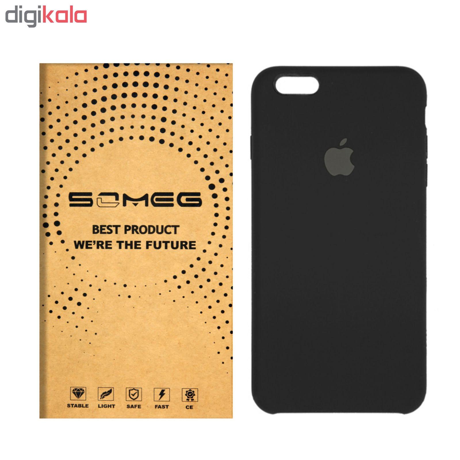 کاور سومگ مدل SIC مناسب برای گوشی موبایل اپل iPhone 6/6s main 1 1
