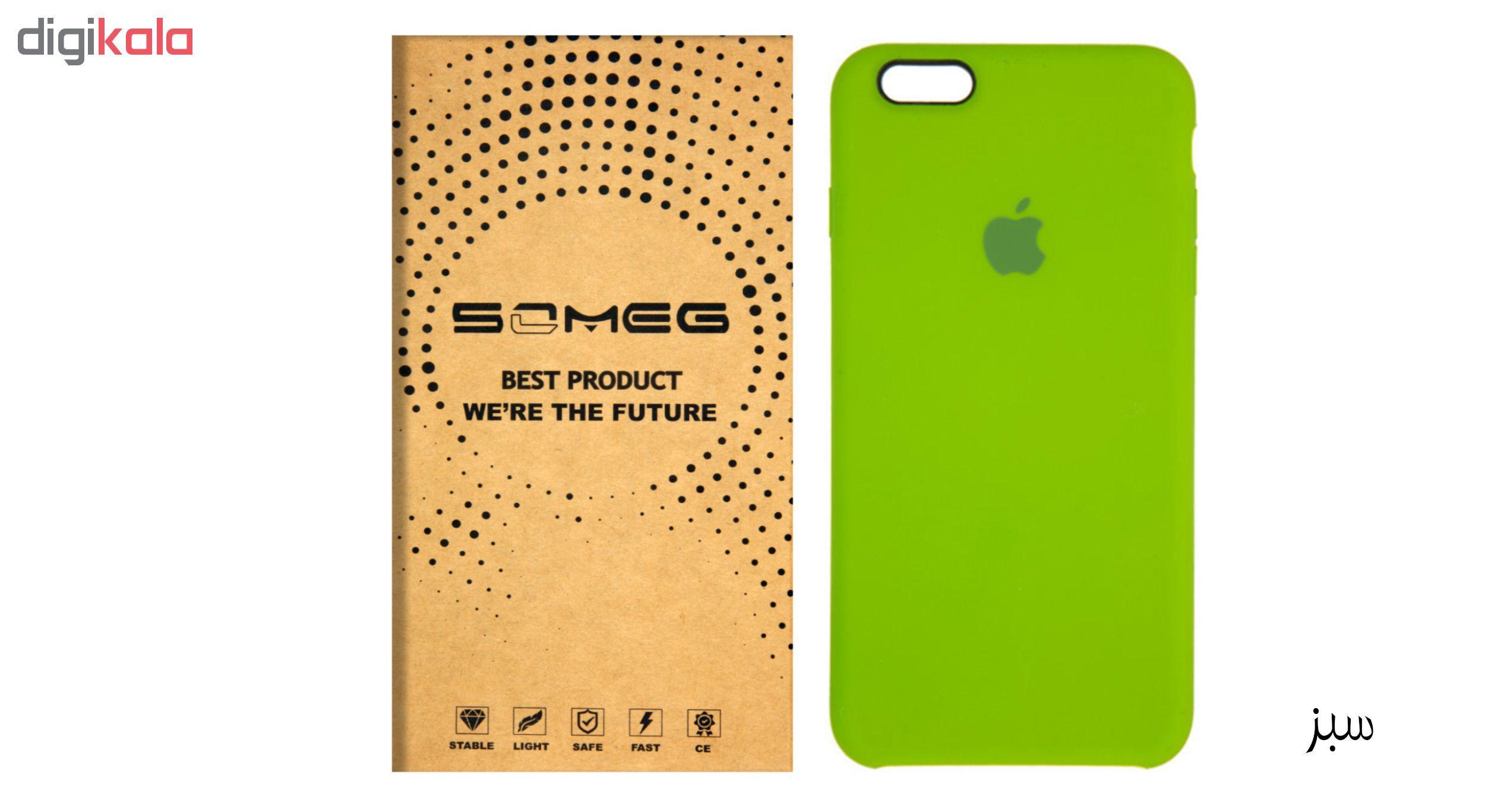 کاور سومگ مدل SIC مناسب برای گوشی موبایل اپل iPhone 6/6s main 1 8