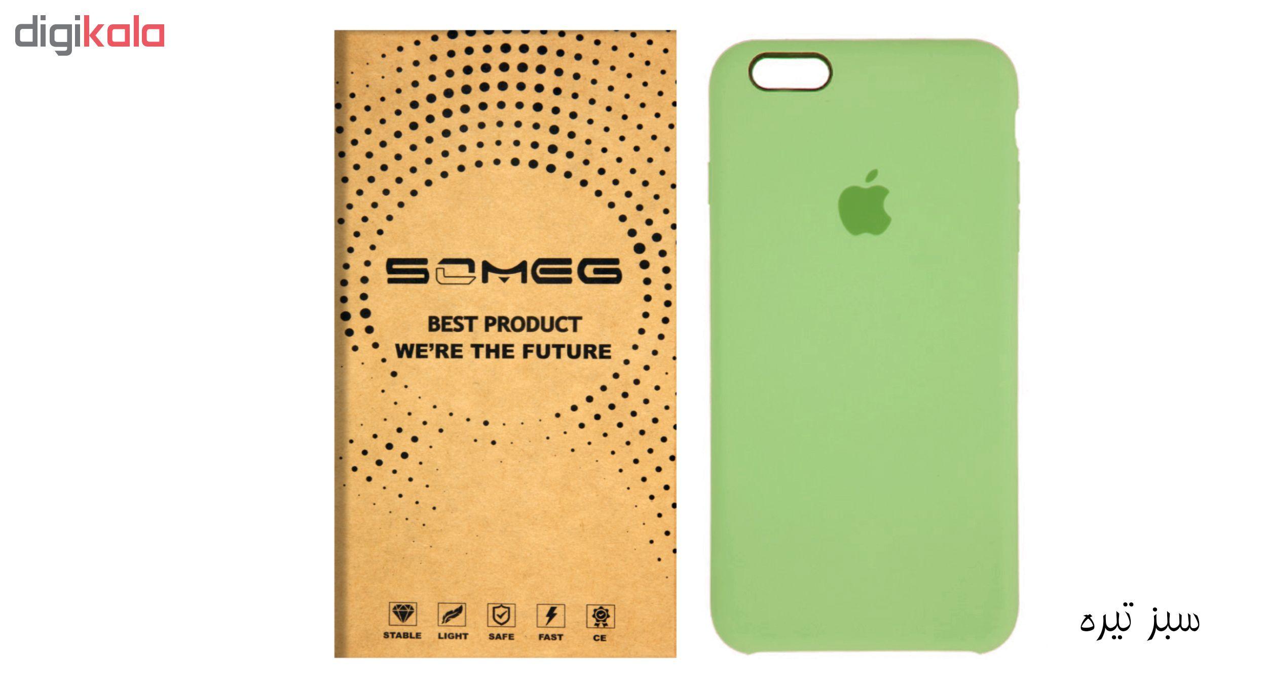 کاور سومگ مدل SIC مناسب برای گوشی موبایل اپل iPhone 6/6s main 1 9