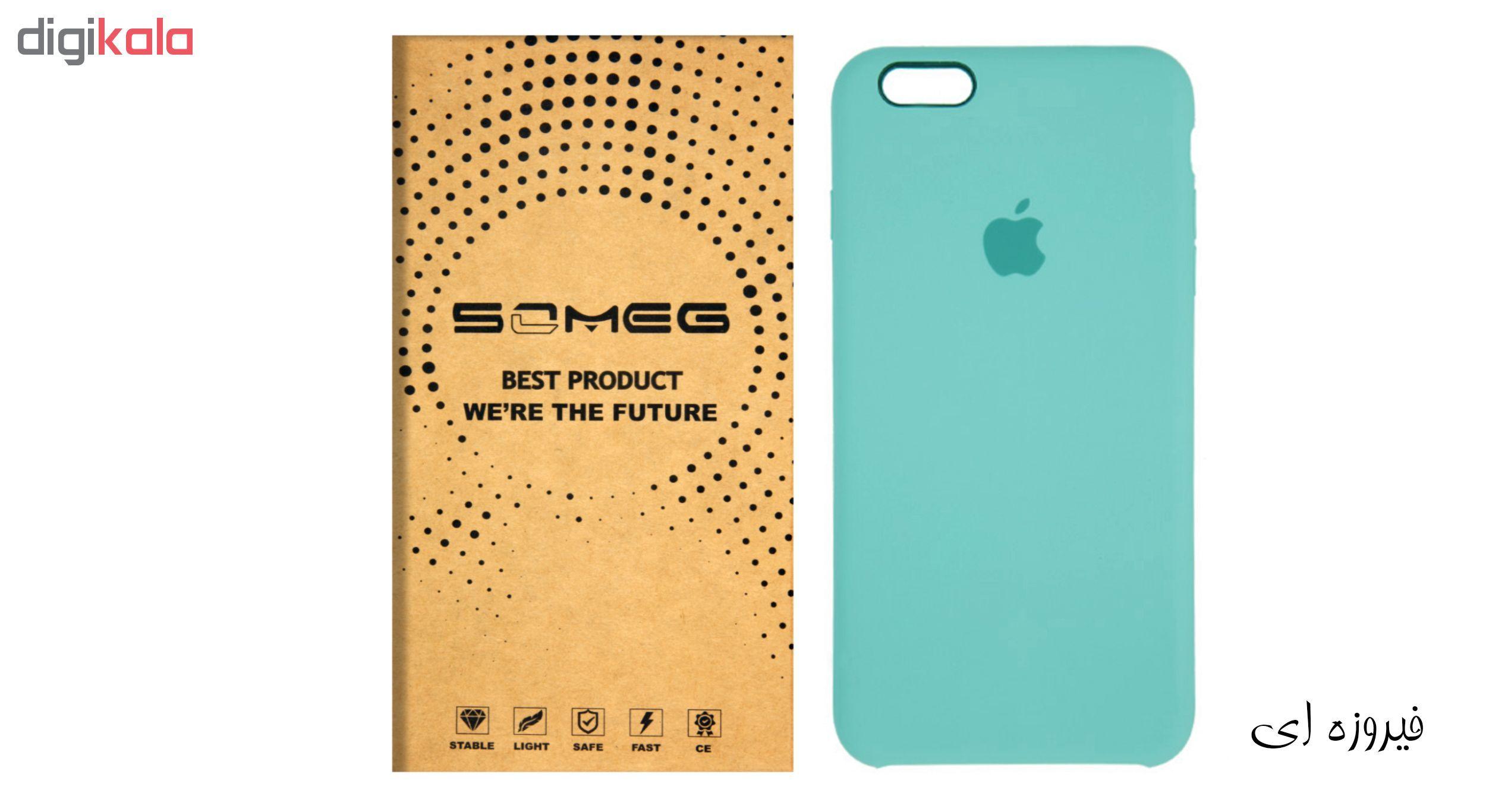 کاور سومگ مدل SIC مناسب برای گوشی موبایل اپل iPhone 6/6s main 1 11
