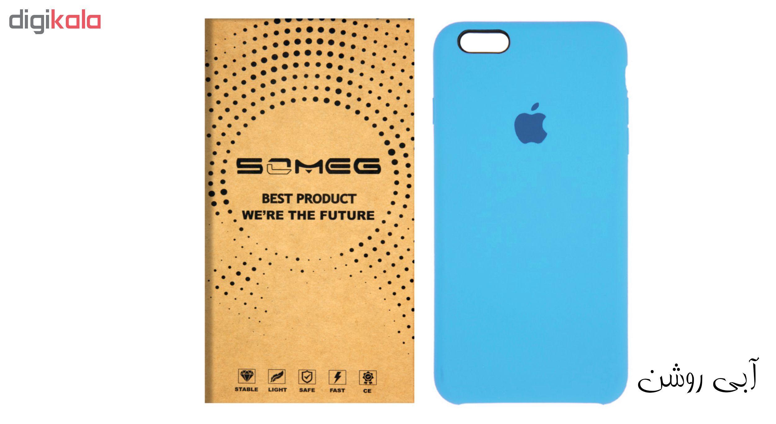کاور سومگ مدل SIC مناسب برای گوشی موبایل اپل iPhone 6/6s main 1 12