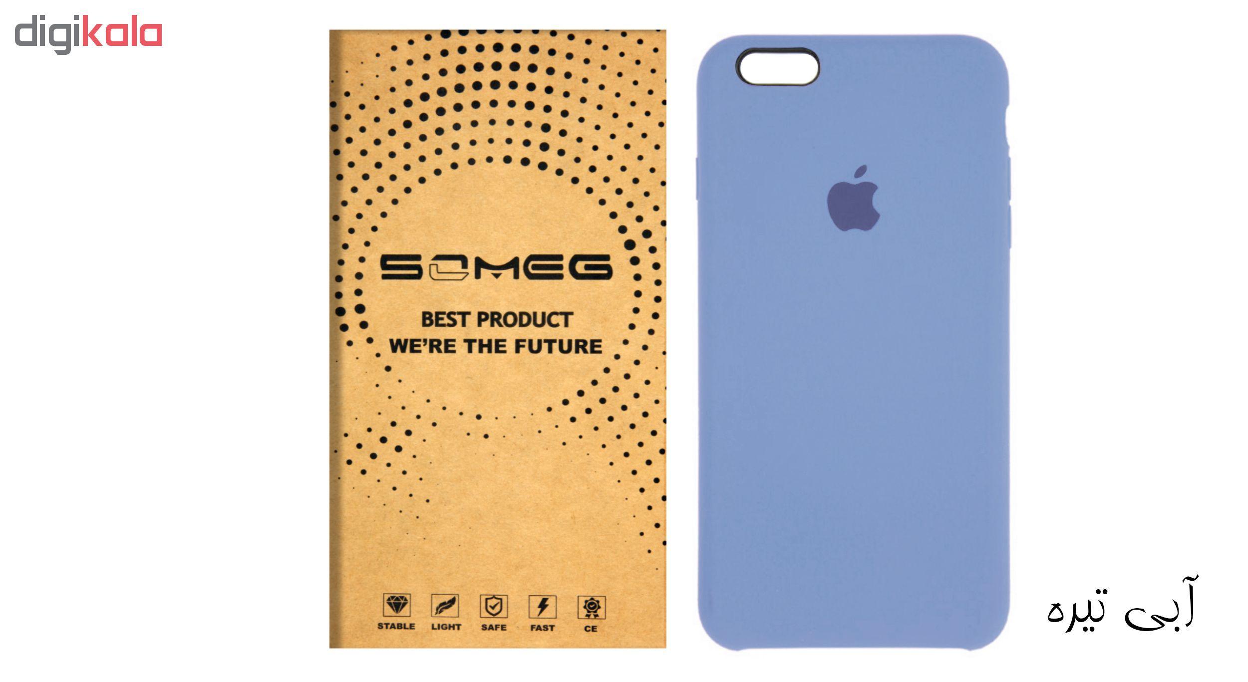 کاور سومگ مدل SIC مناسب برای گوشی موبایل اپل iPhone 6/6s main 1 13