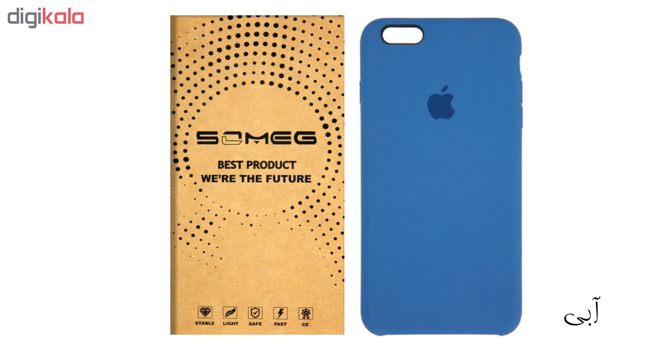 کاور سومگ مدل SIC مناسب برای گوشی موبایل اپل iPhone 6/6s main 1 14