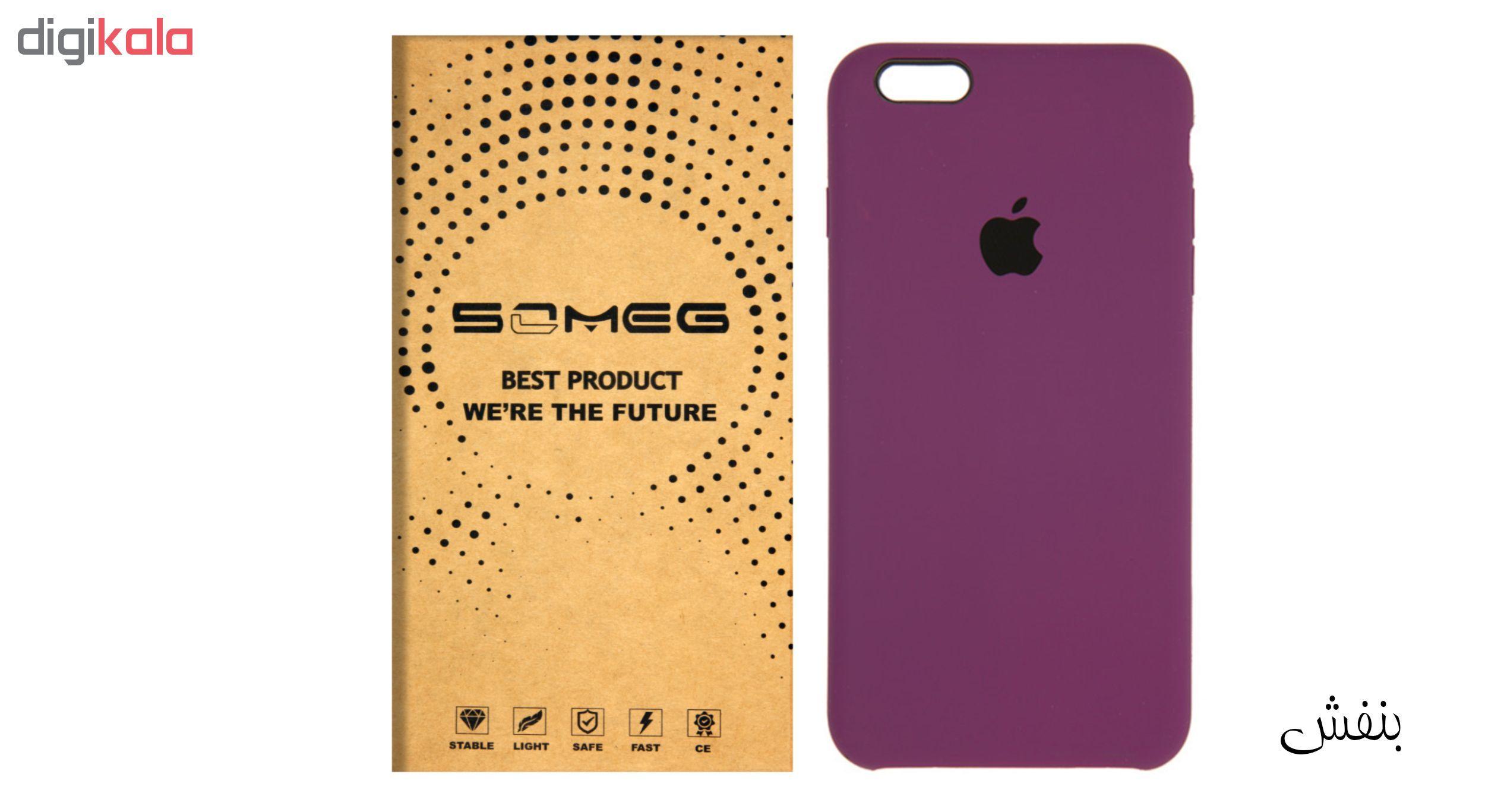 کاور سومگ مدل SIC مناسب برای گوشی موبایل اپل iPhone 6/6s main 1 16