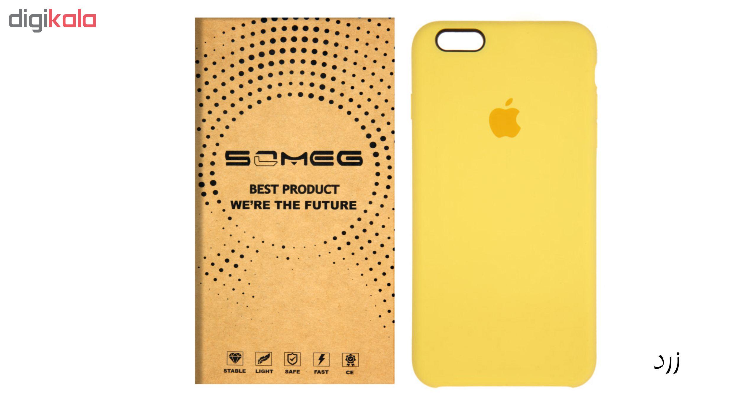 کاور سومگ مدل SIC مناسب برای گوشی موبایل اپل iPhone 6/6s main 1 21