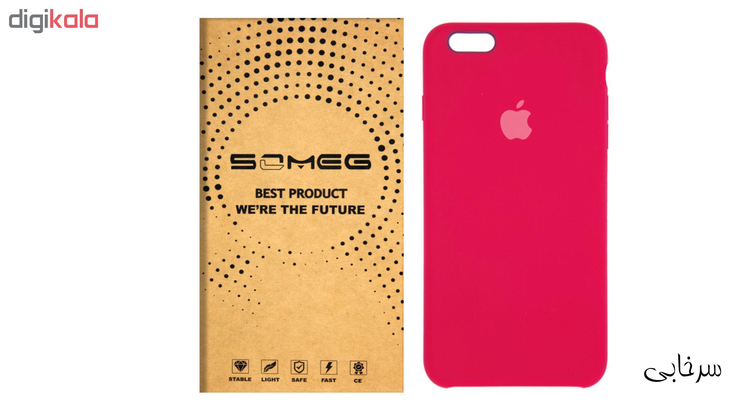 کاور سومگ مدل SIC مناسب برای گوشی موبایل اپل iPhone 6/6s main 1 22