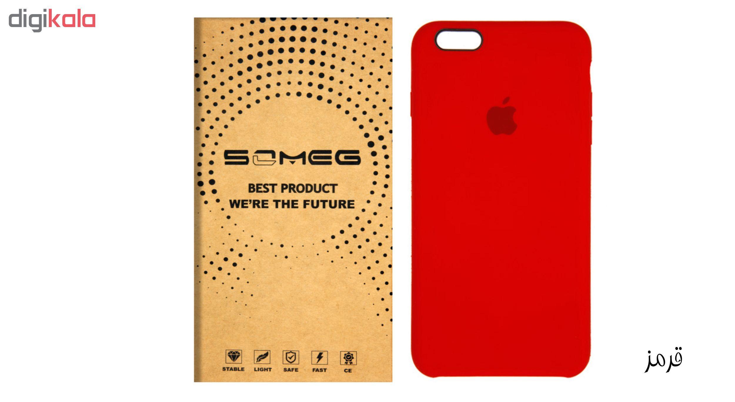 کاور سومگ مدل SIC مناسب برای گوشی موبایل اپل iPhone 6/6s main 1 23