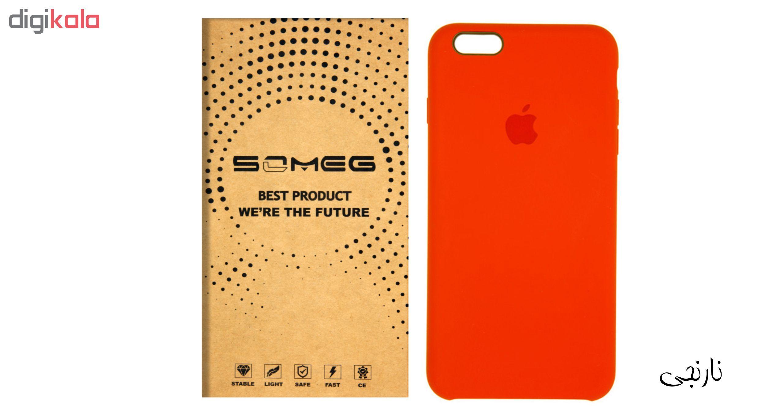 کاور سومگ مدل SIC مناسب برای گوشی موبایل اپل iPhone 6/6s main 1 24