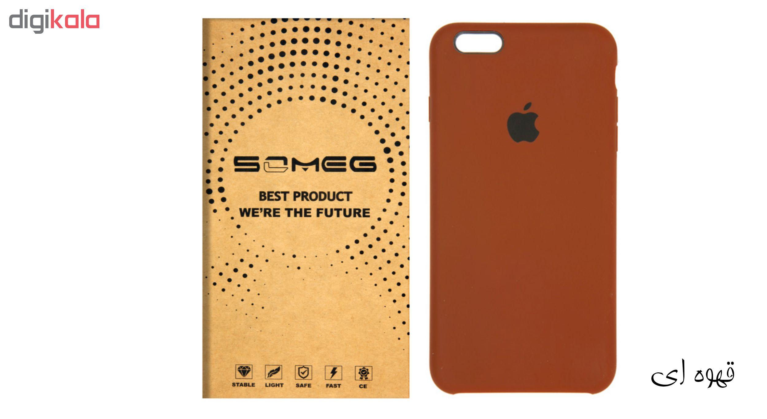 کاور سومگ مدل SIC مناسب برای گوشی موبایل اپل iPhone 6/6s main 1 27