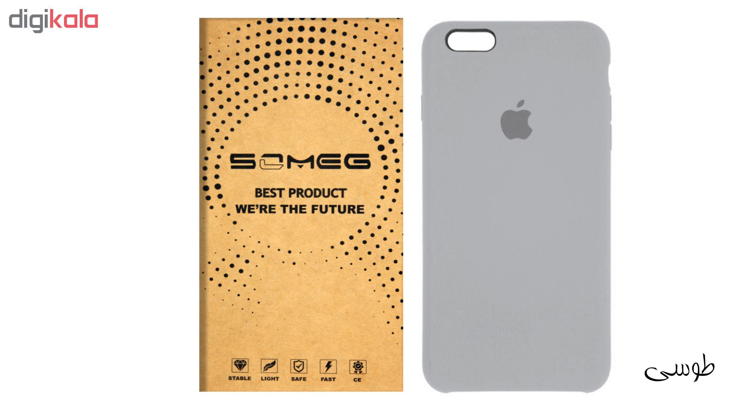 کاور سومگ مدل SIC مناسب برای گوشی موبایل اپل iPhone 6/6s main 1 31
