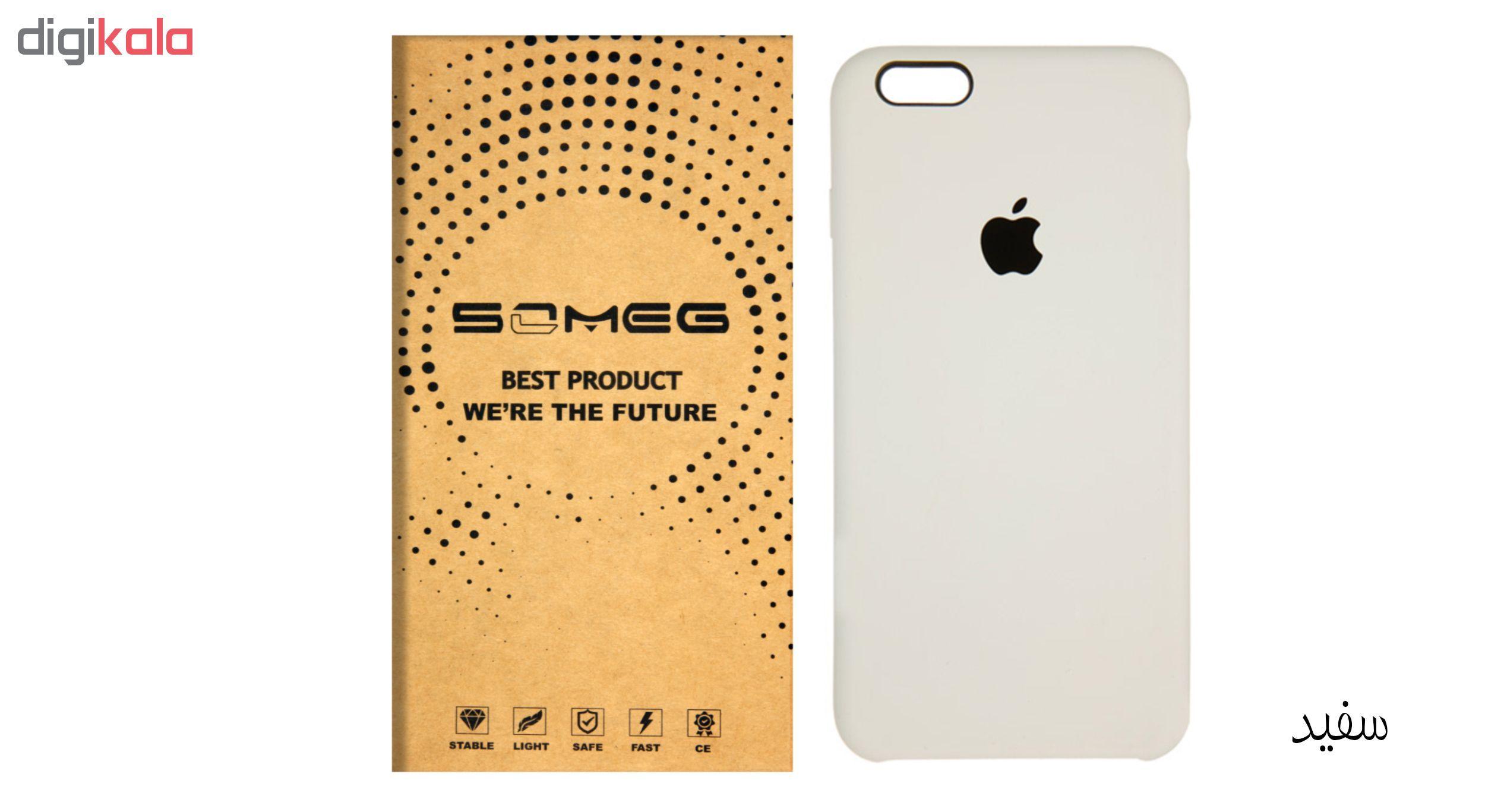 کاور سومگ مدل SIC مناسب برای گوشی موبایل اپل iPhone 6/6s main 1 34