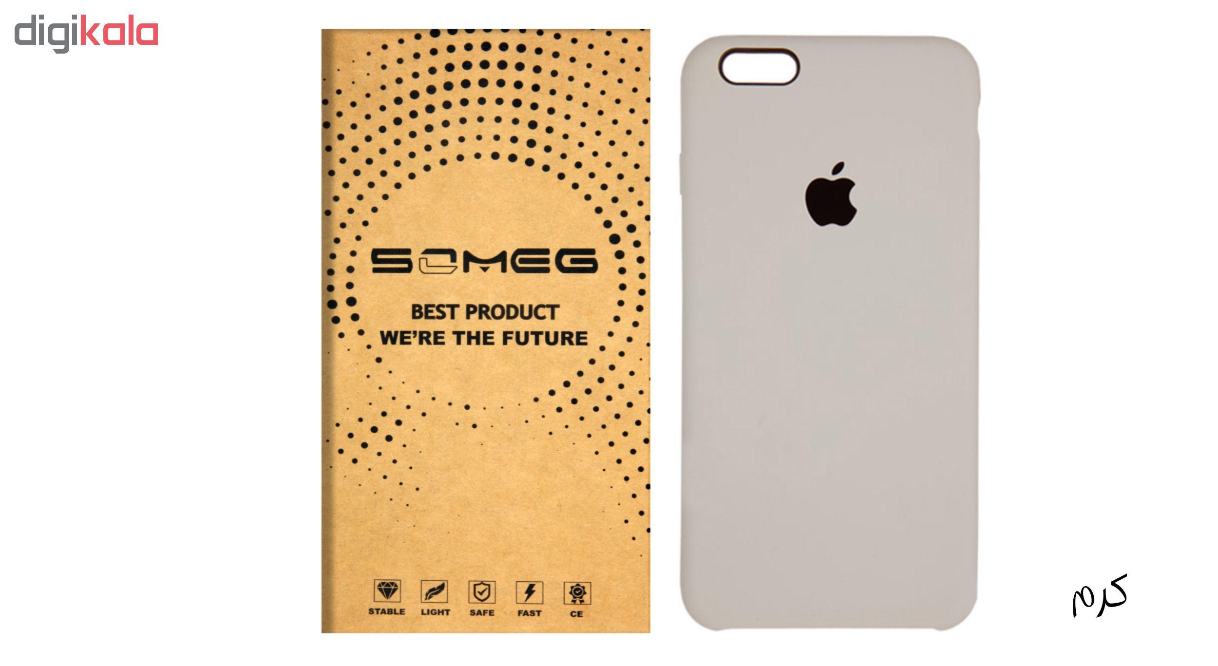 کاور سومگ مدل SIC مناسب برای گوشی موبایل اپل iPhone 6/6s main 1 33