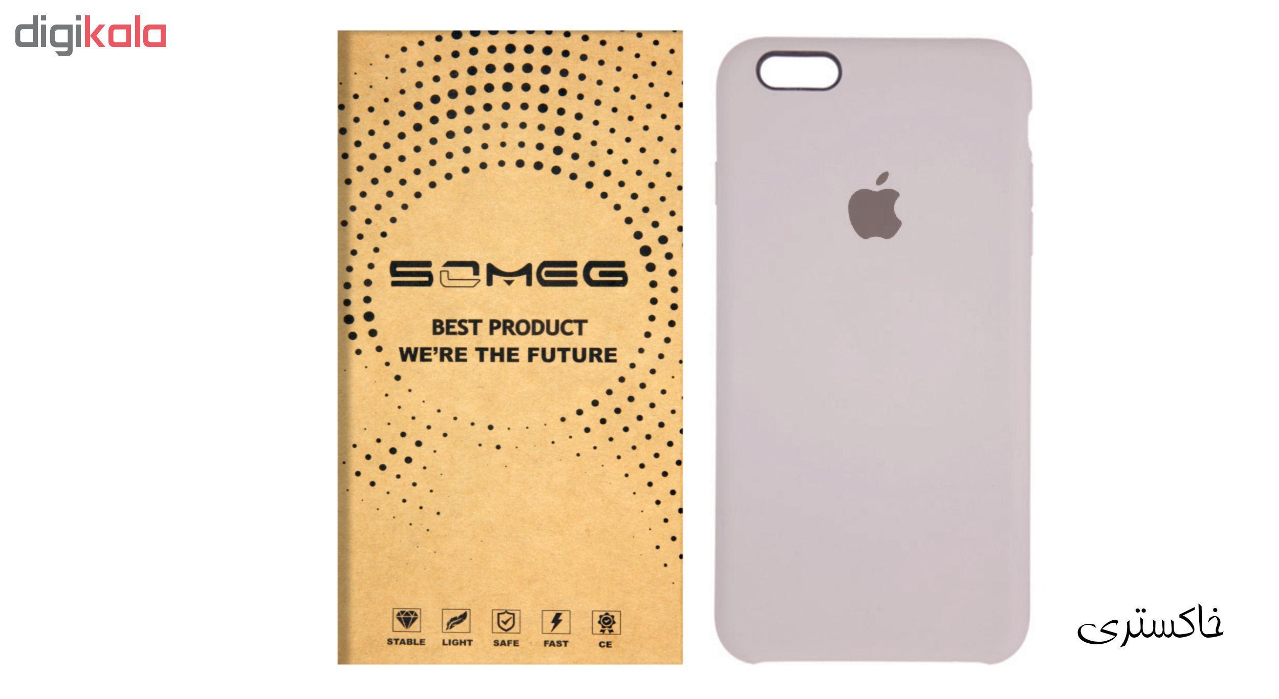 کاور سومگ مدل SIC مناسب برای گوشی موبایل اپل iPhone 6/6s main 1 32