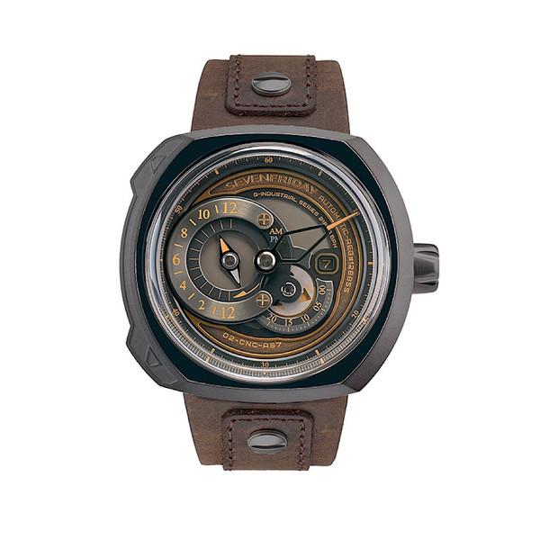 ساعت مچی عقربه ای مردانه سون فرایدی مدل SF-Q2/03