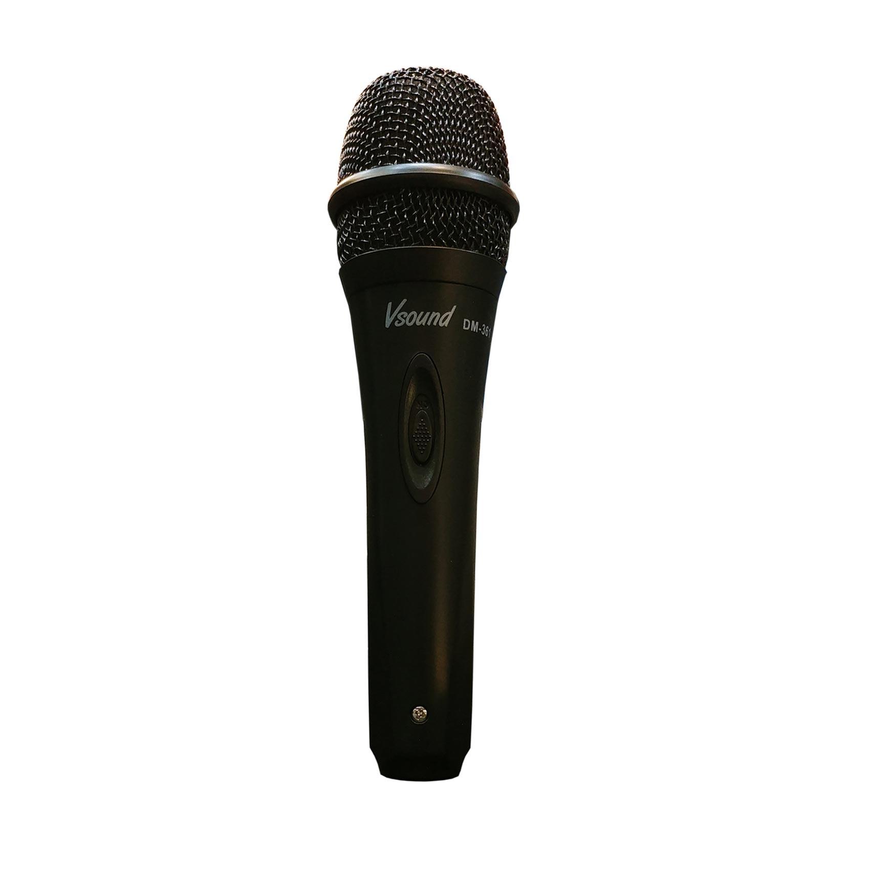 خرید                     میکروفن وی سوند مدل DM-361