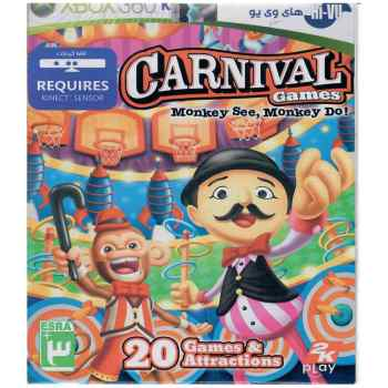 بازی Carnival Games مخصوص ایکس باکس 360