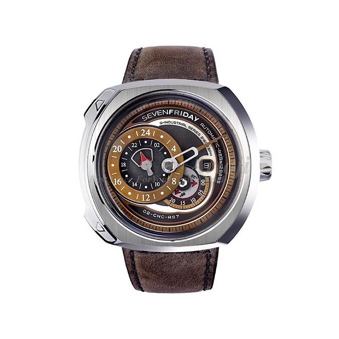 ساعت مچی عقربه ای مردانه سون فرایدی مدل SF-Q2/01