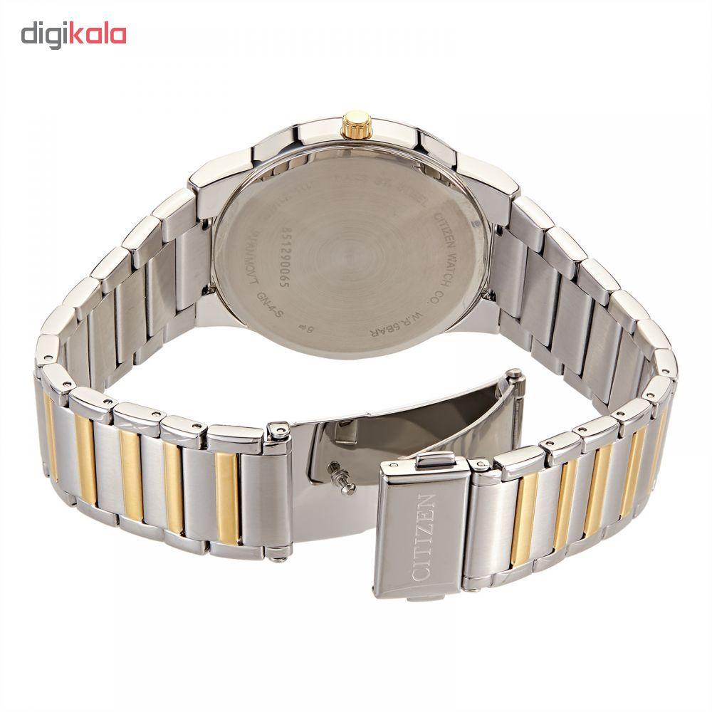 ساعت مچی عقربه ای مردانه سیتی زن مدل BI5064-50A